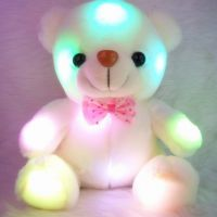 Teddy leuchtend mit LED